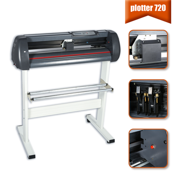 720mm Vinyl Plotter Cutter Machine 28