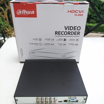 Dahua XVR 4K XVR5108HS-4KL-X H. 264 / H. 265 IVS Smart Search iki 8MP Palaiko HDCVI/HAINAUT/TVI/CVBS/IP video įėjimai PSP Lite